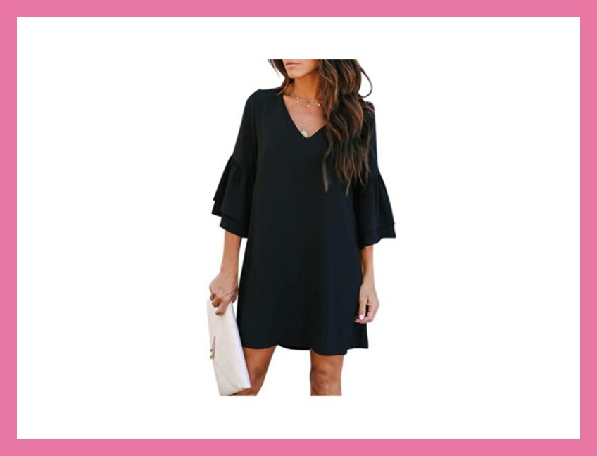 The little black dress of your dreams! (Photo: Amazon)