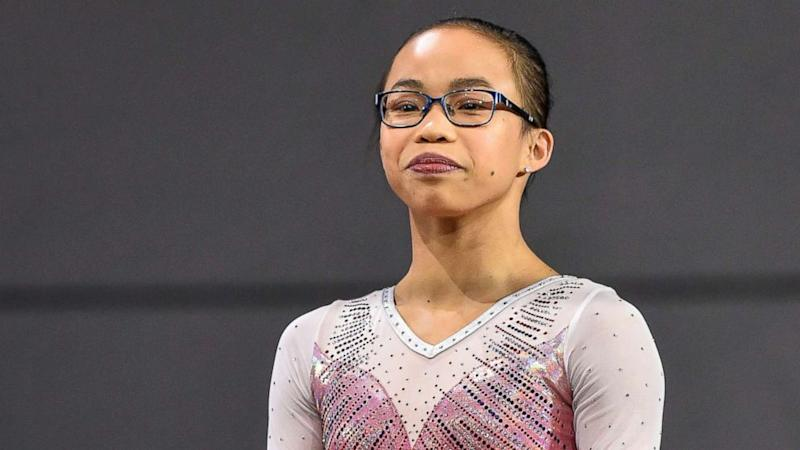 5 things to know about Morgan Hurd, 16-year-old US gymnastics world champ