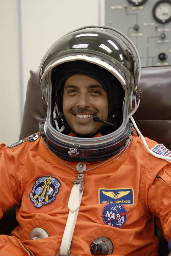 From the Farm to Space: Astronaut-Turned-Congressional Candidate Tells Story in New Book