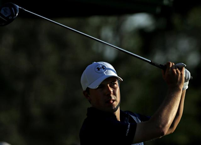 Check out the incredible world ranking rise of Jordan Spieth