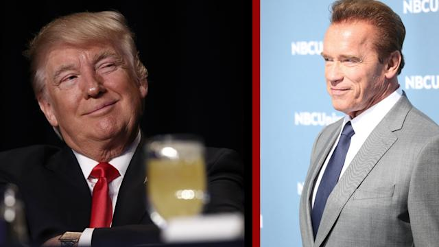 Arnold Schwarzenegger Blasts Donald Trump For 'The Apprentice' Jab At National Prayer Service: 'Why Don't We Switch Jobs?'