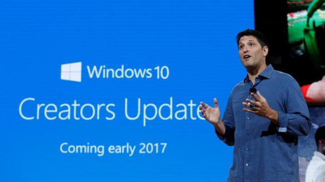 Microsoft is creating two new divisions and down-grading -- at least from operational point of view -- its focus on Windows