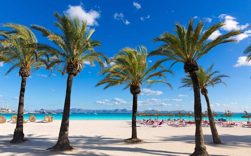 Spain is due to be on the first list of air bridge deals - istock