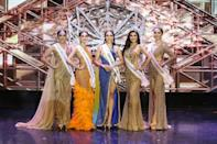 Thai beauty queens who took part in a pageant last month could face criminal charges for not wearing masks
