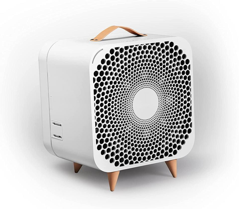"""<p>If you want both a fan and a purifier in one, then behold the <span>Blueair Pure Fan Auto</span> ($290). It's an editor favorite pick, and you can read the <a href=""""https://www.popsugar.com/home/blueair-purifying-fan-review-48425372"""" class=""""link rapid-noclick-resp"""" rel=""""nofollow noopener"""" target=""""_blank"""" data-ylk=""""slk:full review here"""">full review here</a>.</p>"""