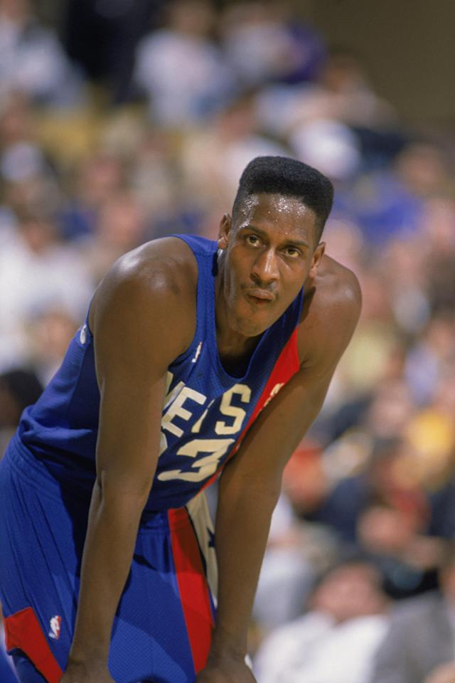 <p>Charles Shackleford (1966-2017): Played six seasons in the NBA. </p>