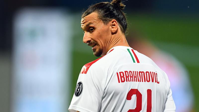 Ibrahimovic rules out retirement: I'm just warming up!