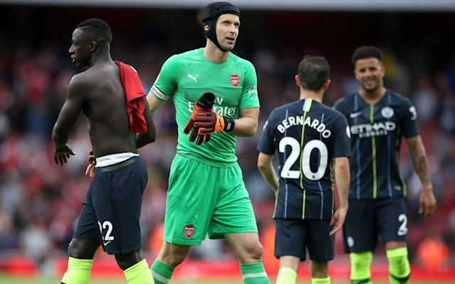 Flying start: Manchester City were too good for Arsenal – now can they steam ahead?