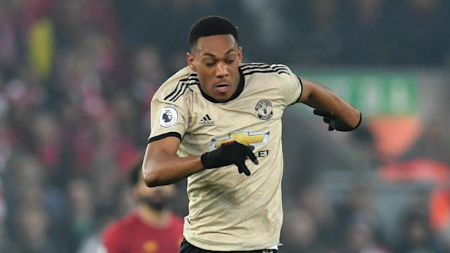 The 24-year-old missed his side's best chance against Liverpool and the former midfielder says it proves he should not be at Old Trafford