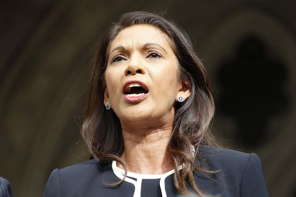 Business owner and anti-Brexit activist Gina Miller (AFP/Getty Images)