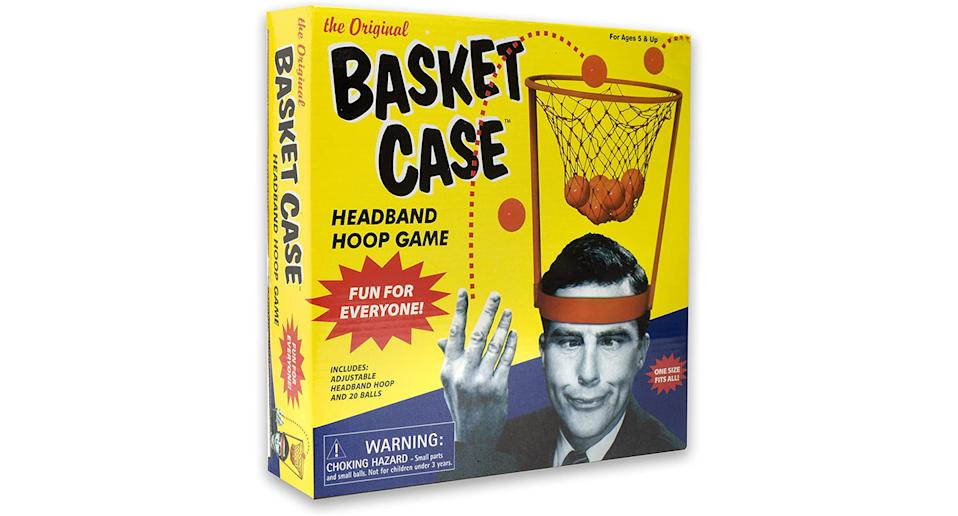 Original Basket Case Headband Hoop Game