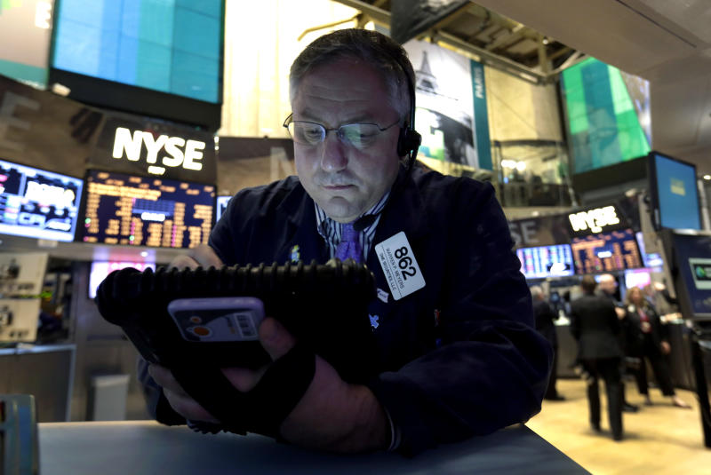 Stocks dip with budget deal in doubt at year's end