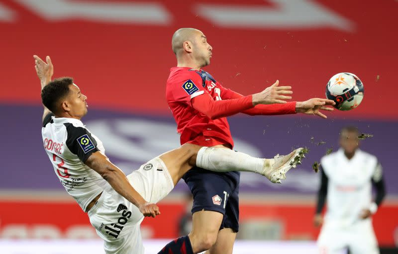 Ligue 1 - Lille v Montpellier