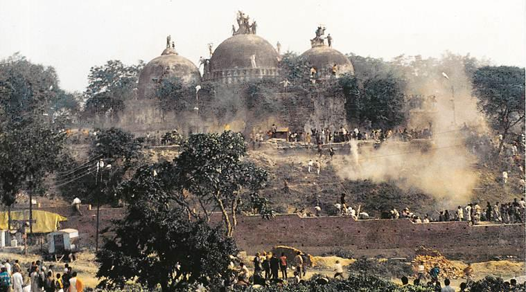 Ayodhya, Gajraj Rana, Gajraj Rana buy swords for dhanteras remark, dhanteras 2019, Gajraj Rana on ayodhya, Ayodhya land dispute case, Ayodhya verdict, Ayodhya land dispute verdict, Supreme Court, India news, Indian Express