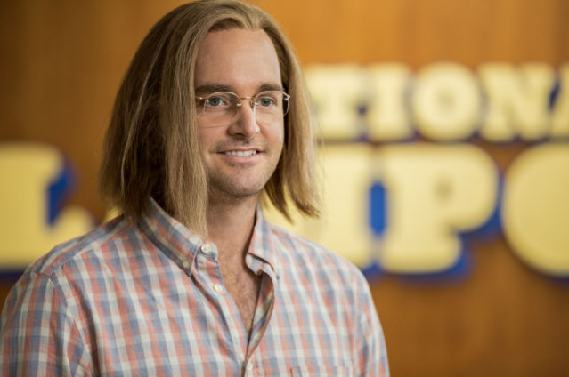 "Will Forte as ""National Lampoon"" co-founder Doug Kenney (Photo: Netflix)"