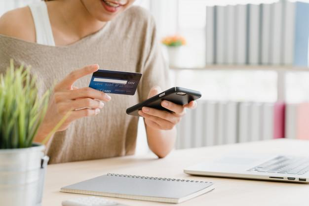 credit card online application guide - using your card responsibly