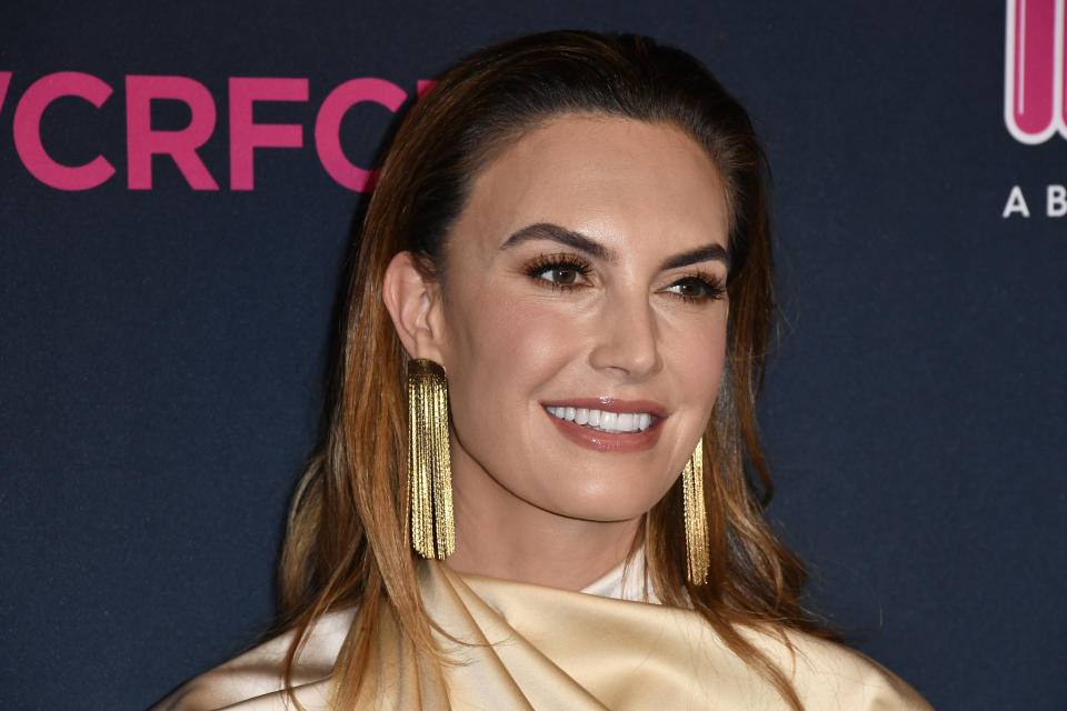 BEVERLY HILLS, CALIFORNIA - FEBRUARY 27: Elizabeth Chambers attends The Women's Cancer Research Fund's An Unforgettable Evening 2020 at Beverly Wilshire, A Four Seasons Hotel on February 27, 2020 in Beverly Hills, California. (Photo by Frazer Harrison/Getty Images)