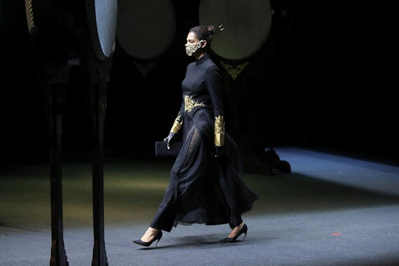 The COVID-19 pandemic isn't enough to cancel New York Fashion Week.