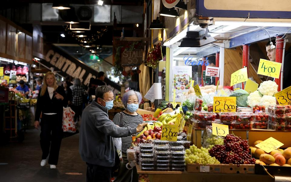 Adelaide Central Market - Getty