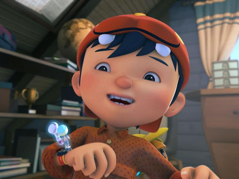 Boboiboy The Movie Sequel Wants Your Voice