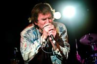 John Stabb, singer of the seminal D.C. hardcore band Government Issue, died May 7 from stomach cancer. He was 54. (Photo: Getty Images)