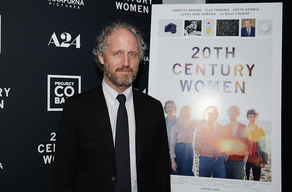 """NEW YORK, NY - DECEMBER 05:  Director Mike Mills attends """"20th Century Women"""" New York Screening at Florence Gould Hall on December 5, 2016 in New York City.  (Photo by John Lamparski/Getty Images)"""