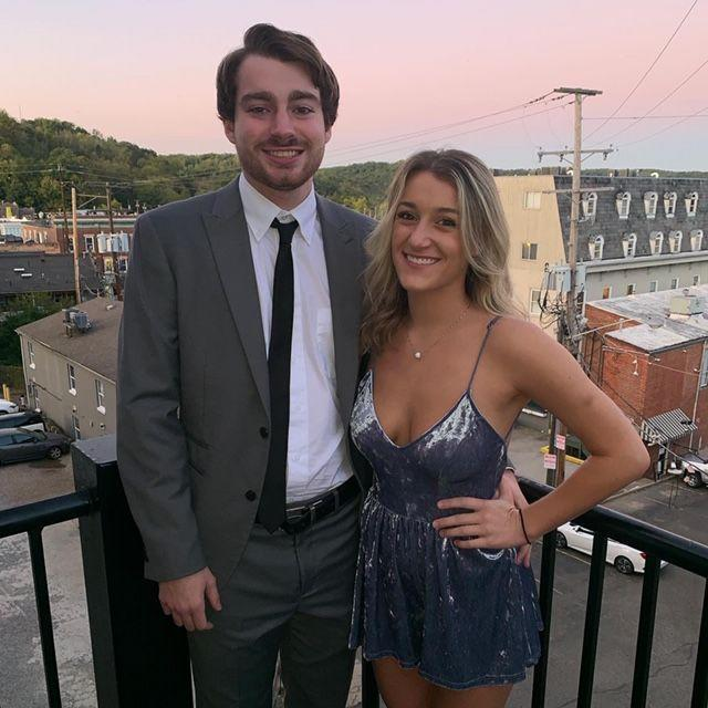 """<p>Trevor and Megan have been inseparable since meeting on a blind date in 2018. It wasn't hard for Megan to pick out the nicest thing Trevor had said to her: """"I'm not afraid to be myself or be weird and goofy around you. You're the first person I talk to when something good or bad happens because I want you to be involved in everything I do.""""</p>"""