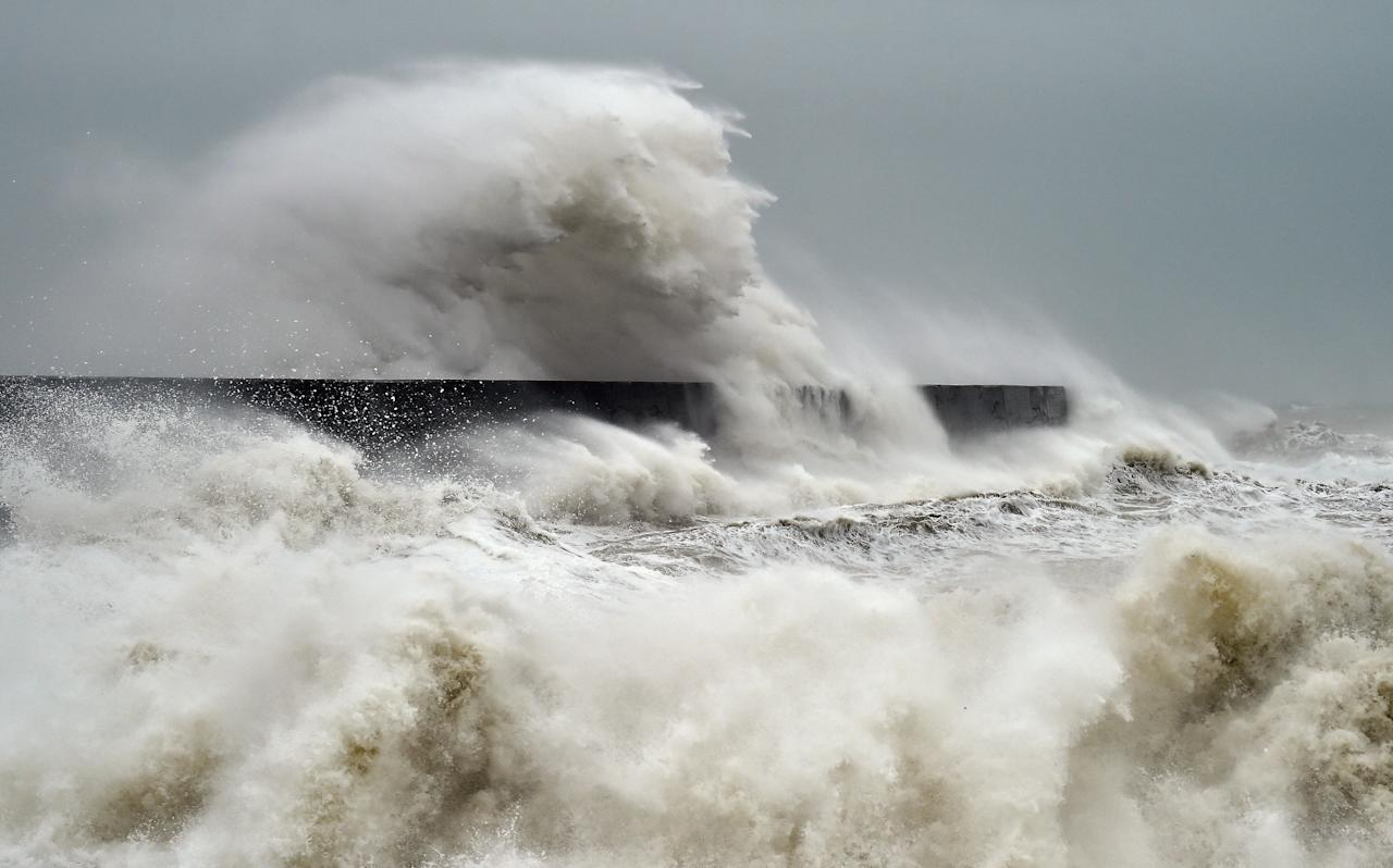 "<p>Storm Ciara swept across the UK on Sunday 9th February, bringing heavy rain, strong winds and major disruption. Winds of up to 100mph caused damage to railway lines, while flooding meant 20,000 people spent the night without power. </p><p>""While Storm Ciara is clearing away, that doesn't mean we're entering a quieter period of weather,"" Met Office meteorologist Alex Burkill told the <a href=""https://www.bbc.co.uk/news/uk-51439152"" target=""_blank"">BBC</a>. ""It's going to stay very unsettled. We have got colder air coming through the UK and will be feeling a real drop in temperatures, with an increased risk of snow in northern parts of the UK and likely in Scotland."" </p><p>The Met Office is also urging people to check before they travel. Forecasters are expecting unsettled weather to last until Wednesday 12th February. </p><p>See how Storm Ciara has affected the UK below:</p>"