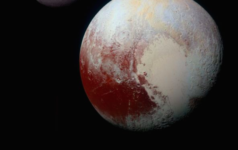 Could Pluto be a planet again? (Picture: Nasa)