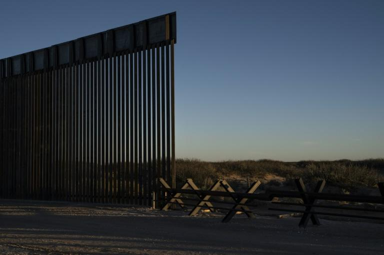 US President Donald Trump promised to build a wall along most of the2,000-mile (3,200-kilometer) US-Mexico border during his White House campaign