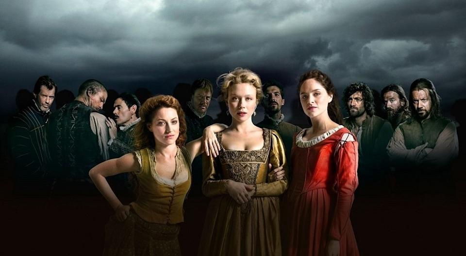 Downton Abbey Creator Carnival To Produce Jamestown