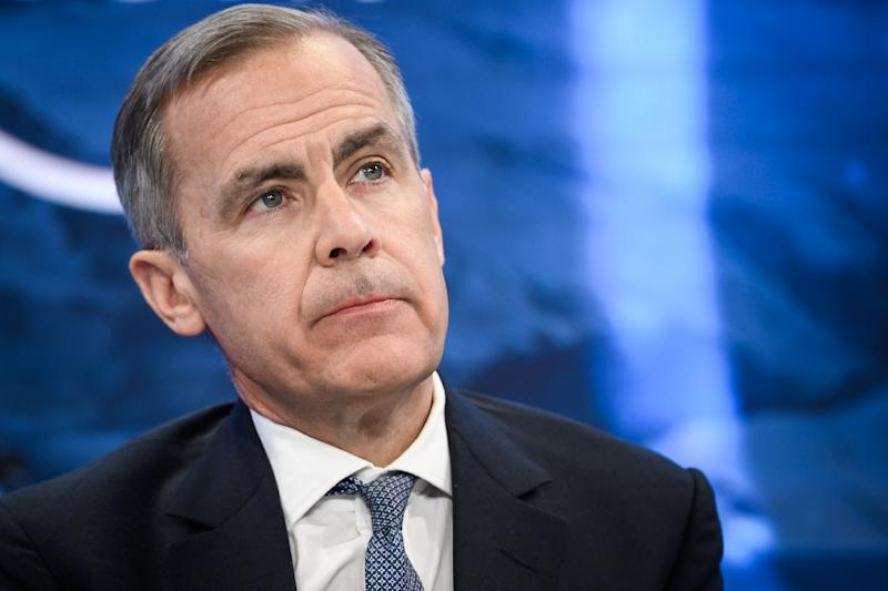 """Carney said the """"fog of Brexit"""" is obscuring the outlook for the UK economy, which is unprepared for a no-deal exit from the European Union"""
