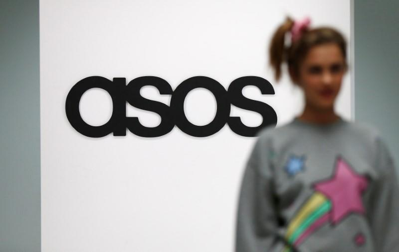 Britain's ASOS back in vogue with Christmas sales beat