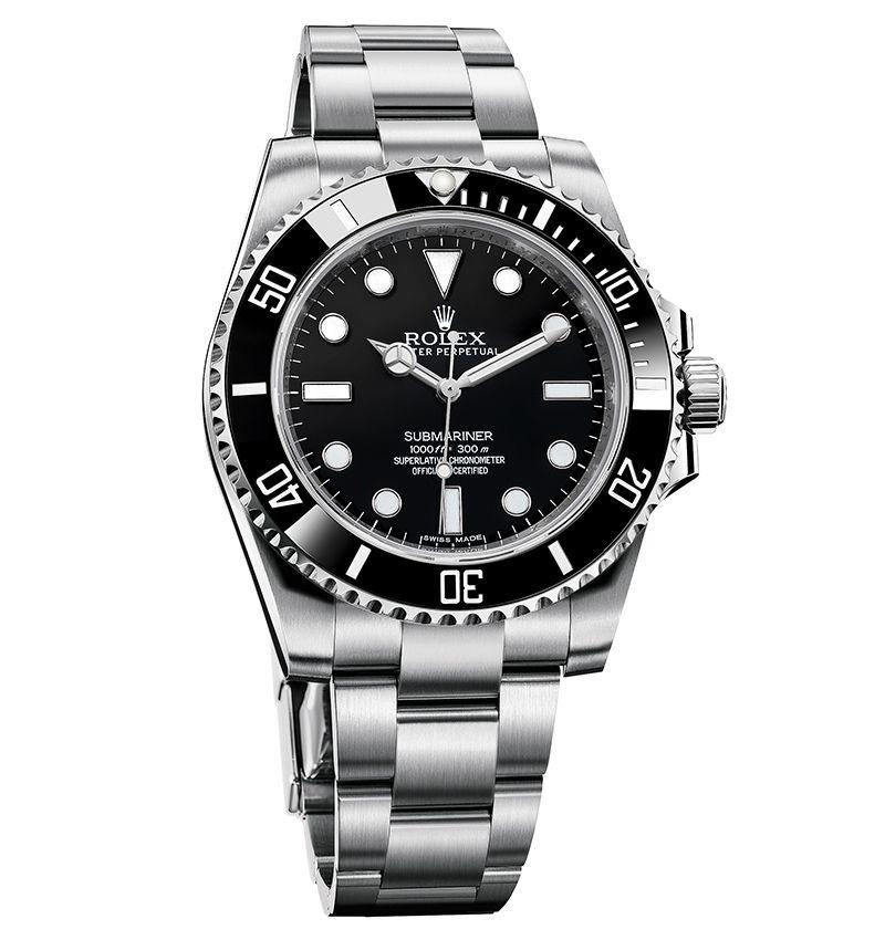 """<p><strong>$7,900</strong></p><p><a class=""""body-btn-link"""" href=""""https://www.rolex.com/watches/submariner/m114060-0002.html"""" target=""""_blank"""">LEARN MORE</a></p><p>Since Rolex invented the first waterproof watch—the Rolex Oyster—in 1926, there have been plenty of newer Rolex candidates that technically qualify as dive watches: the Submariner, the Sea Dweller, and the Sea Dweller Deep Sea to name but three illustrious ones. Rolex's name rests on rigorous testing of materials and components, much of it by military and professional divers and subaquatic explorers working at the limits of human endurance. The Sea Dweller Deep Sea, for example, earned its name from a special prototype that in 1960 reached 35,800 feet below the surface of the ocean with the Bathyscaphe Trieste. The watch was on the outside of the craft, by the way. It rose to the surface still functioning perfectly. Direct feedback from experts in the field like this has allowed Rolex to continually improve each new generation of watches as much with functional upgrades as aesthetic ones. Both are vital to the enduring appeal of a dive watch, but if you're searching for a thoroughbred you won't find one more beautiful than the Submariner, introduced in 1953, that in all its simplicity remains the quintessential aquatic example of form following function.</p>"""