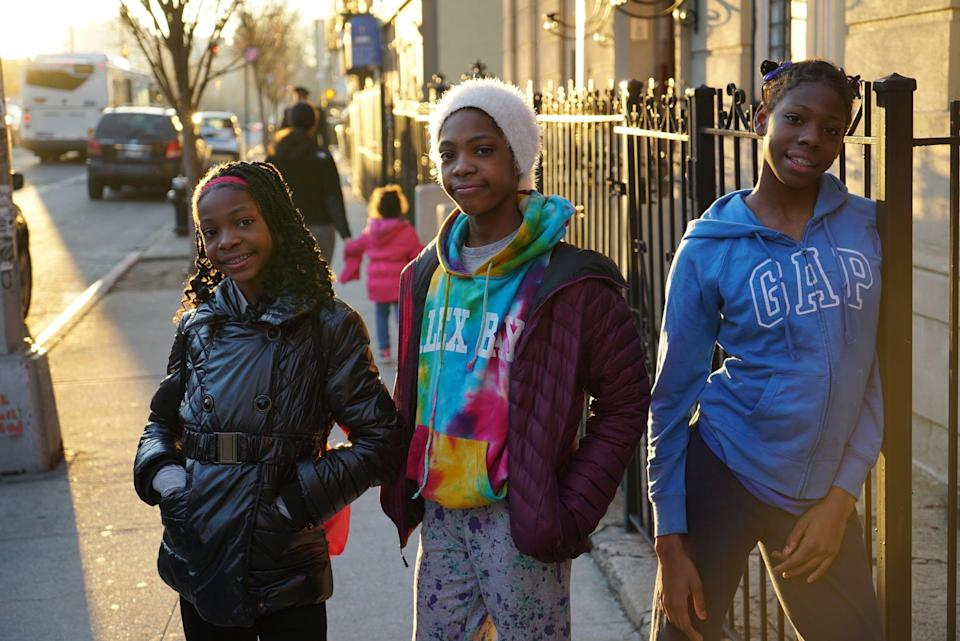 """<p>In this inspiring documentary, three young sisters from Brooklyn attempt to qualify for the Junior Olympics while facing other obstacles at home.</p> <p>Watch <strong><a href=""""https://www.netflix.com/title/81043583"""" class=""""link rapid-noclick-resp"""" rel=""""nofollow noopener"""" target=""""_blank"""" data-ylk=""""slk:Sisters on Track"""">Sisters on Track</a></strong> on Netflix now.</p>"""