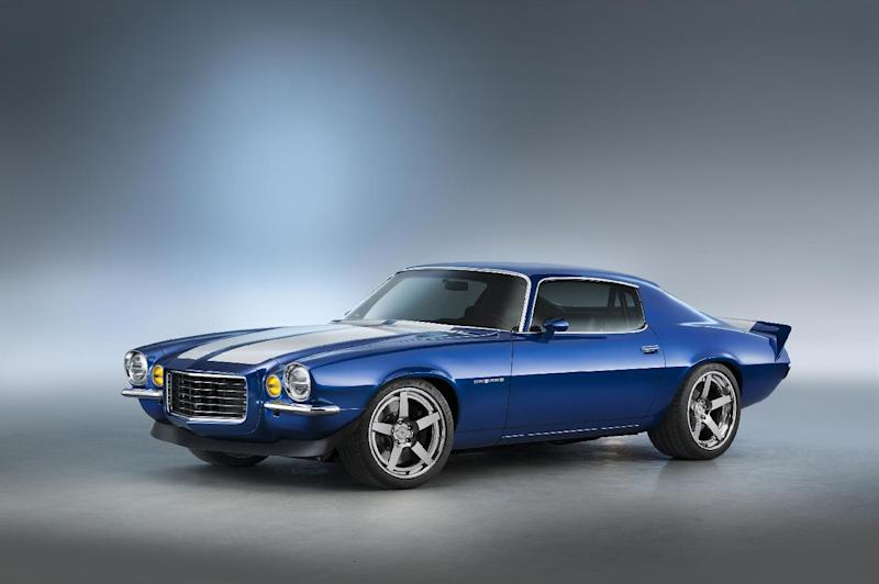 1000  images about Resto-Mod on Pinterest | Chevy, Dodge ...