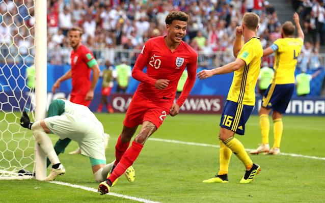 <p>It's Dele Alli, of course! </p>