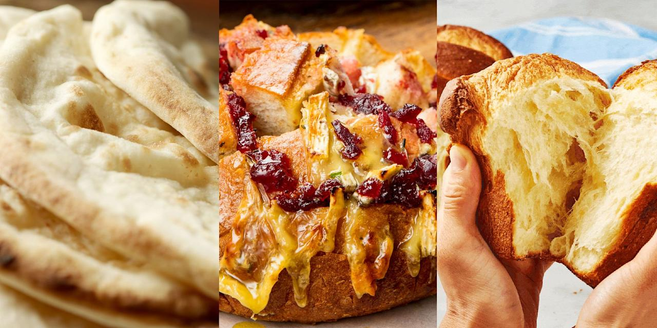 """<p>There's nothing like making your very own homemade bread, you can't beat it! Soft, fluffy and just so damn delicious. It instantly ups your sandwich game, tastes amazing dipped in fresh <a href=""""https://www.delish.com/uk/cooking/recipes/g29869350/healthy-soup-recipes/?slide=5"""" target=""""_blank"""">soup</a> and even works completely on its own. You'll soon become a pro at making fresh bread with these recipes. </p>"""