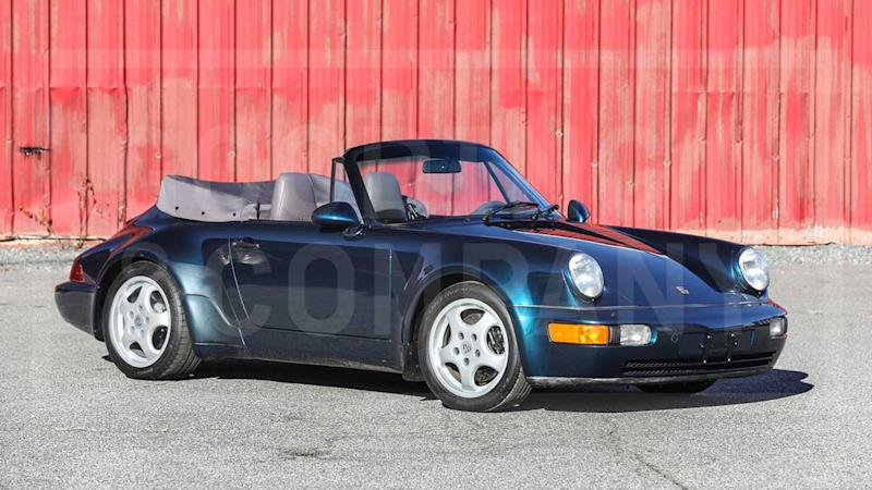 5 No Reserve Cars From Gooding Scottsdale Auction