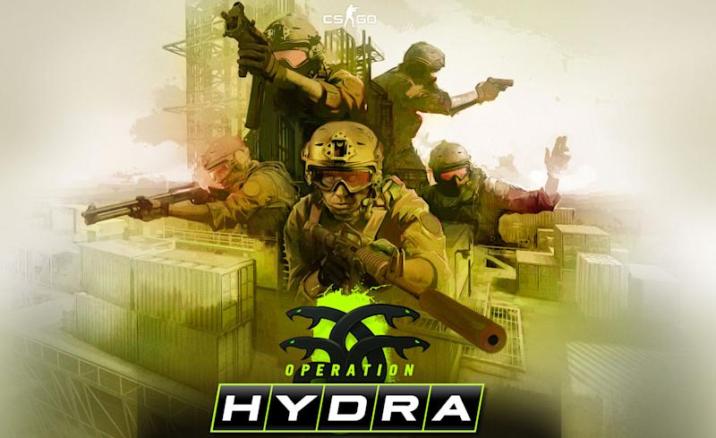 Operation Hydra is the newest update to hit CS:GO. (Valve)