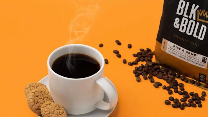 Best gifts for mom: BLK & Bold Coffee