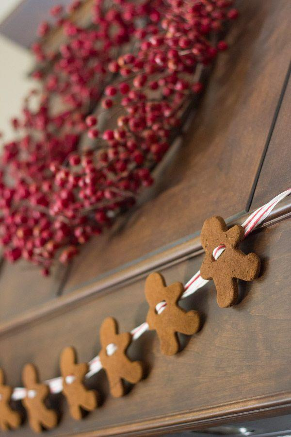"<p>Cinnamon applesauce dough comes together quickly to make this cute strand of cookies.</p><p>See more at <a href=""http://lovelylittlekitchen.com/cinnamon-applesauce-ornaments/"" rel=""nofollow noopener"" target=""_blank"" data-ylk=""slk:Lovely Little Kitchen"" class=""link rapid-noclick-resp"">Lovely Little Kitchen</a>. </p>"