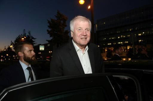 In a pact both sides hailed as a victory, Merkel and Seehofer agreed to tighten border controls and set up closed holding centres to allow the speedy processing of asylum seekers and the repatriations of those who are rejected