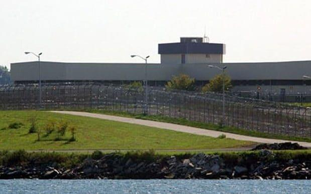 Rikers Island, in New York City