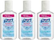<p>Keep clean with this three pack of <span>Purell Advanced Hand Sanitizer Refreshing Gel</span> ($11). It's travel-sized so they can always carry one in the bag or jacket pocket.</p>