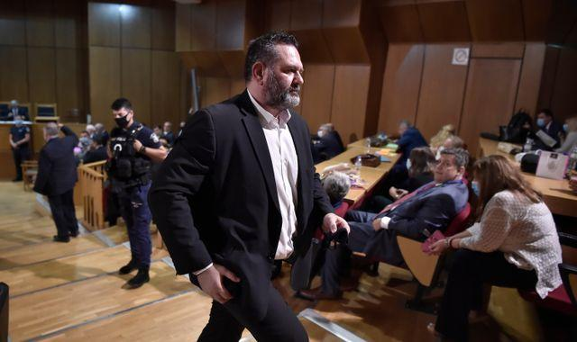 Leaders of Greek far-right Golden Dawn party jailed over hate crimes