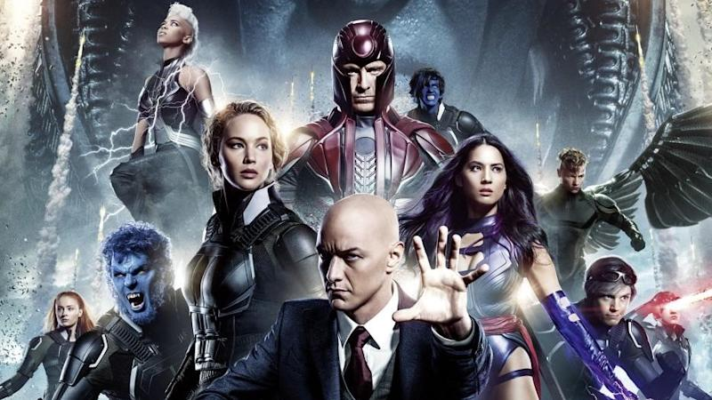 How many of these 'X-Men: Apocalypse' stars can we expect to return to screens between now and 2021? (Credit: 20th Century Fox)