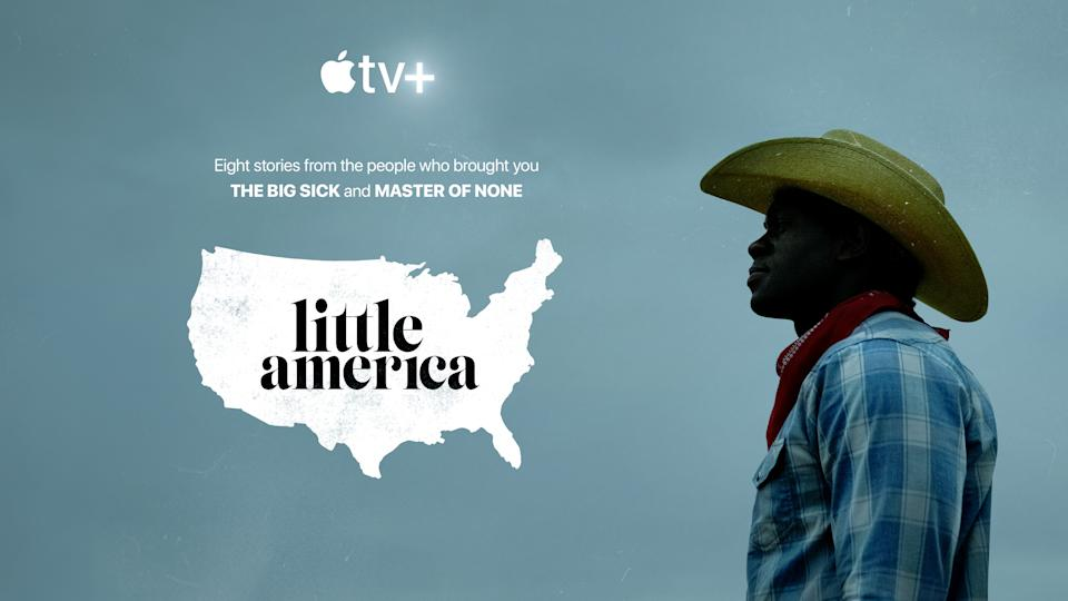 """""""Little America"""" tells the stories of immigrants. (Photo: Apple)"""
