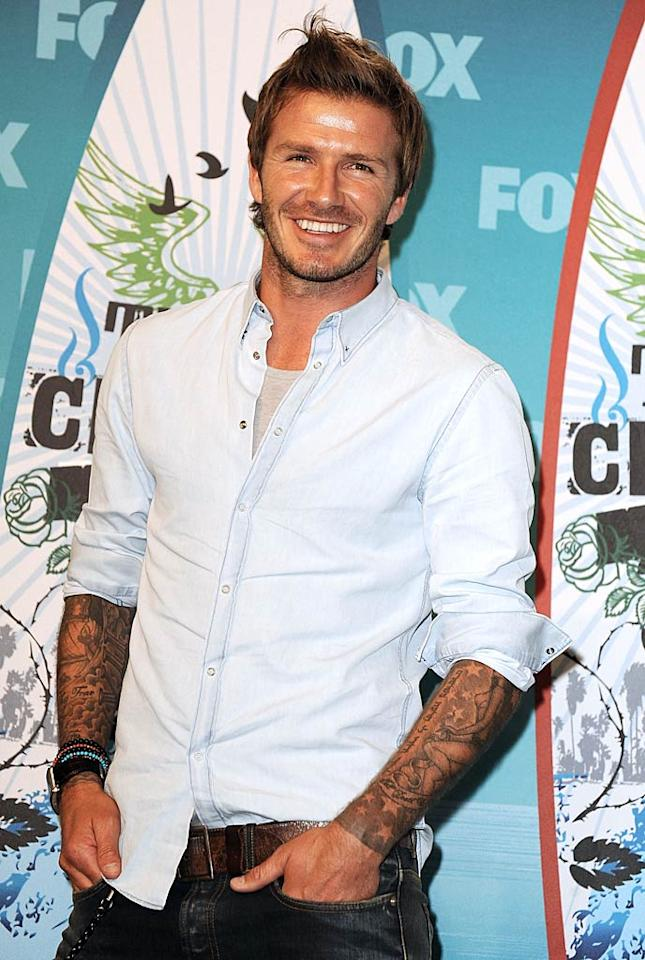 """David Beckham  Birthdate: May 2, 1975  Did you know that soccer superstar David Beckham, like a lot of Rabbits, loves keeping his house in order? """"I'm very passionate about cleanliness and housework. I love to vacuum. And I also like cooking,"""" Beckham has said. Steve Granitz/<a href=""""http://www.wireimage.com"""" target=""""new"""">WireImage.com</a> - August 8, 2010"""