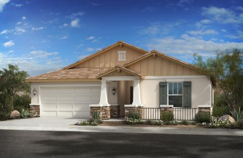 KB Home Announces the Opening of Northern Ridge Estates, Its Latest New-Home Community in Glendale